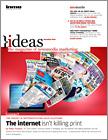 December 2010 edition of Ideas Magazine