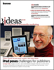 July 2010 edition of Ideas Magazine