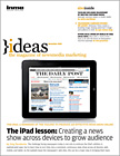 November 2010 edition of Ideas Magazine