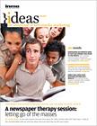 June 2011 edition of Ideas Magazine