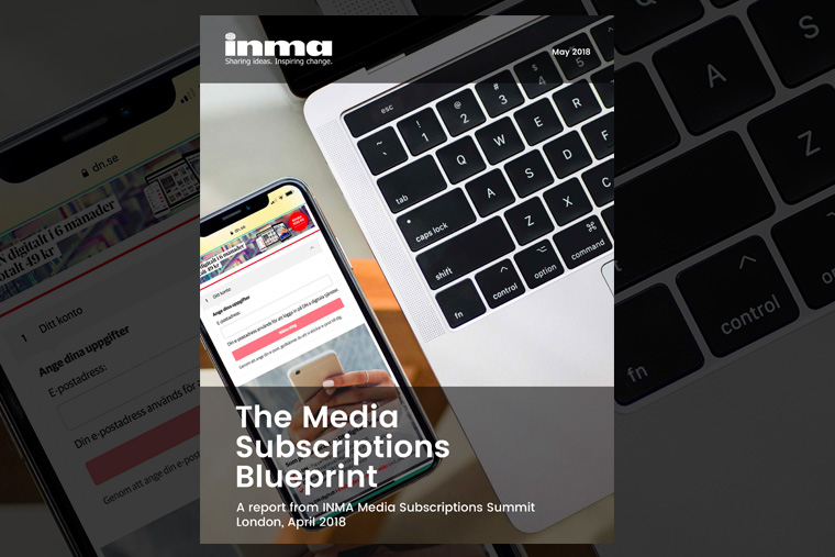 The strategic report features lessons learned from the INMA Media Subscriptions Study Tour and Summit in London, featuring global case studies and distilling strategic data.