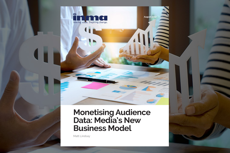 How to monetise audience data – one of the hottest topics in the news media industry – is the focus of a new report released today by INMA.