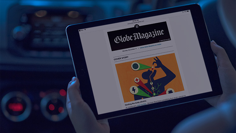 The Boston Globe has created more than 30 newsletters to engage with audiences.