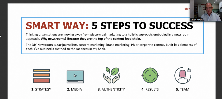 The 5 steps to success for a DIY newsroom provide a road map for publishers.
