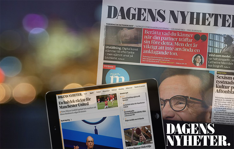 Peter Wolodarski of Dagens Nyheter will share lessons learned from the news media company's analytics in the INMA webinar December 13.
