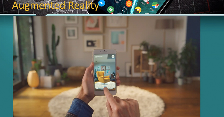 Augmented Reality is one of the new technologies starting to make a splash when it comes to marketers.