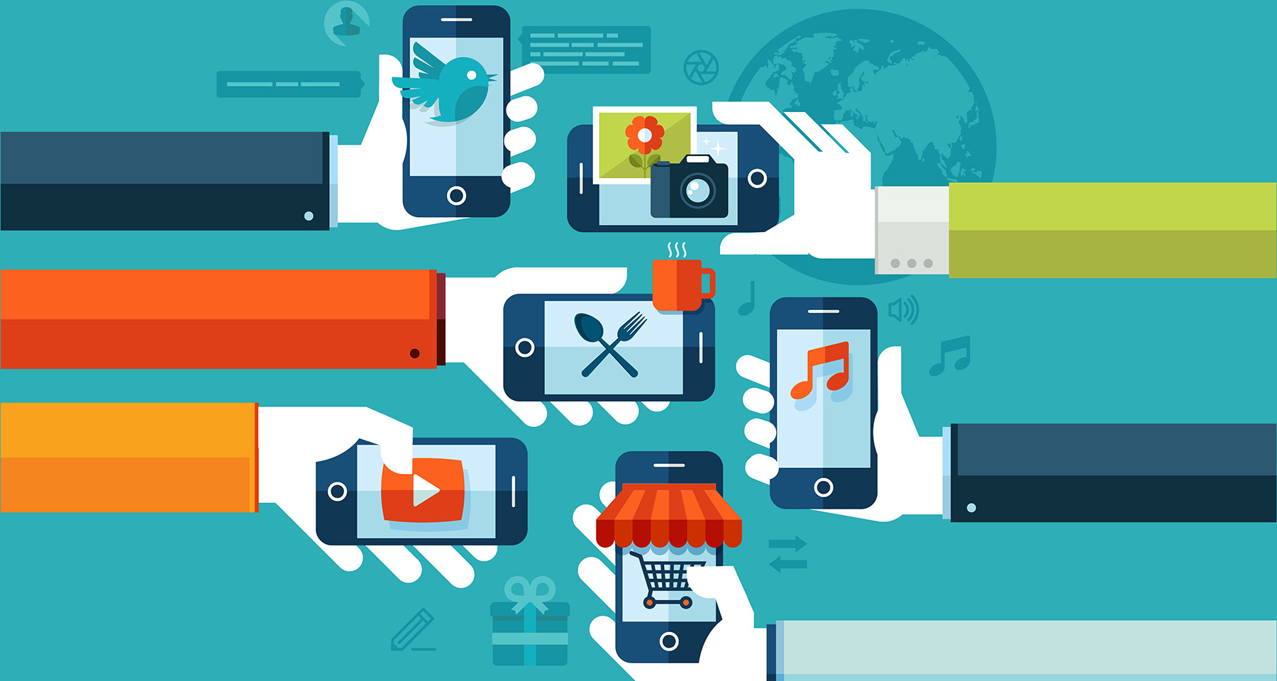 7 mobile trends for the new year