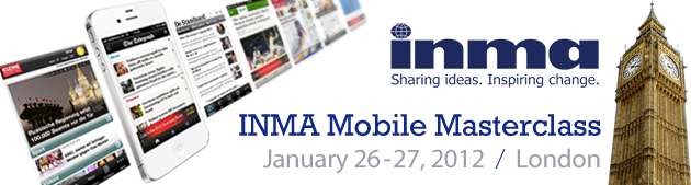 INMA Mobile Masterclass
